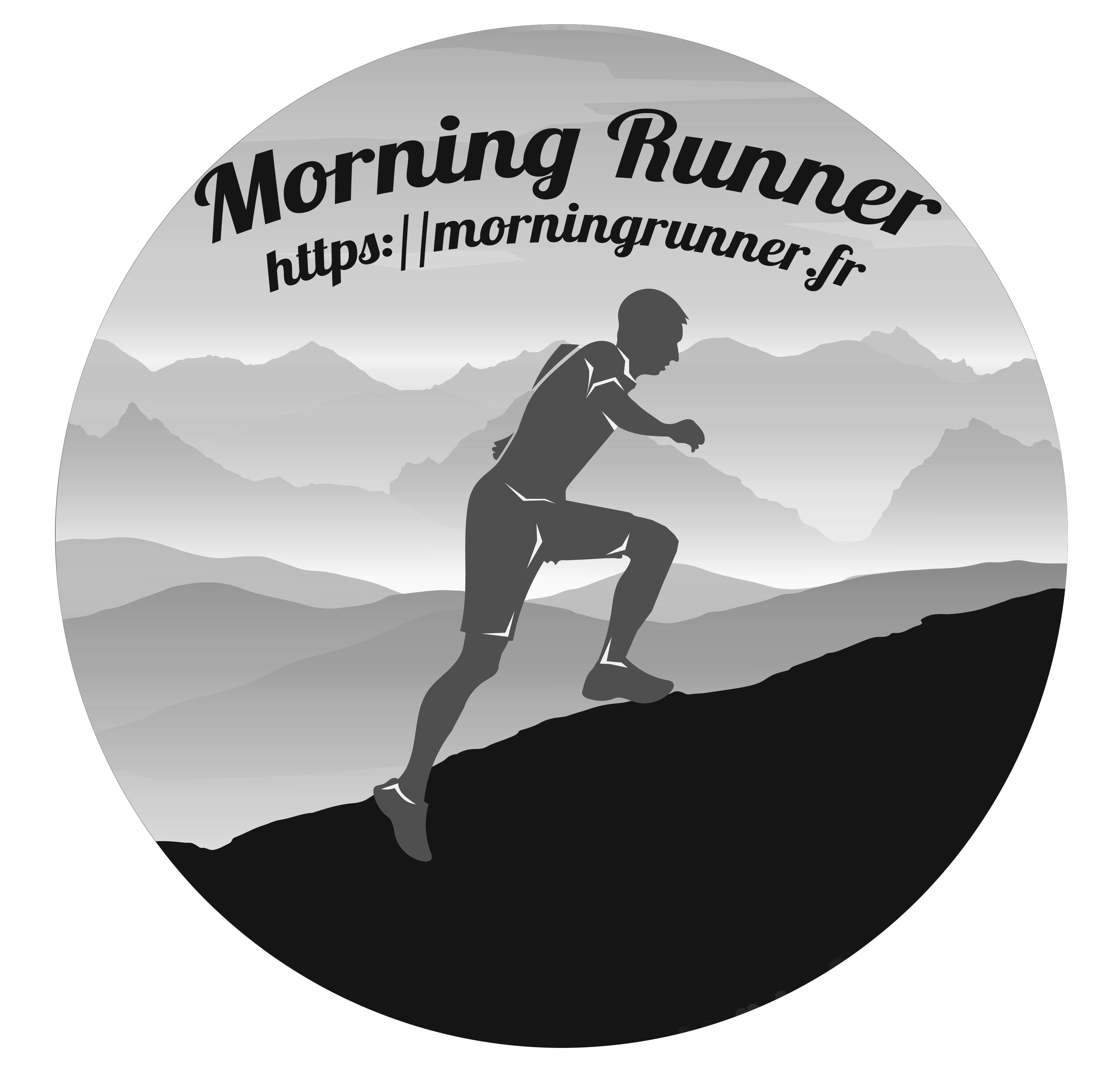 Morning Runner - Anthony FRONTERA